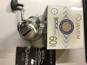 Quantum Boca PTS 60 Spinning