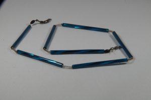 Trout-Flash LAGUNA Reflex-Glas-Feder-Kette