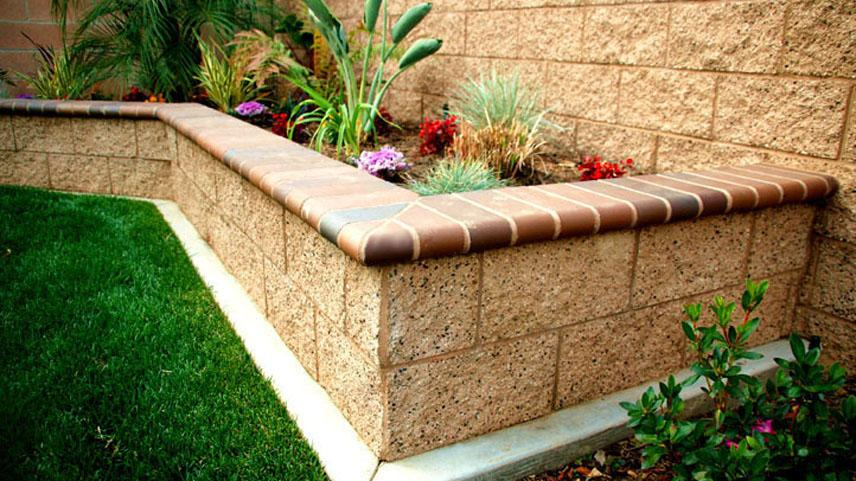 Raised Planter Box Corners
