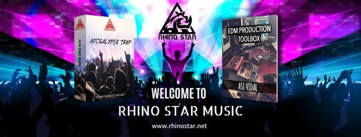Rhino Star Music Sample pack and production tools for djs and producers
