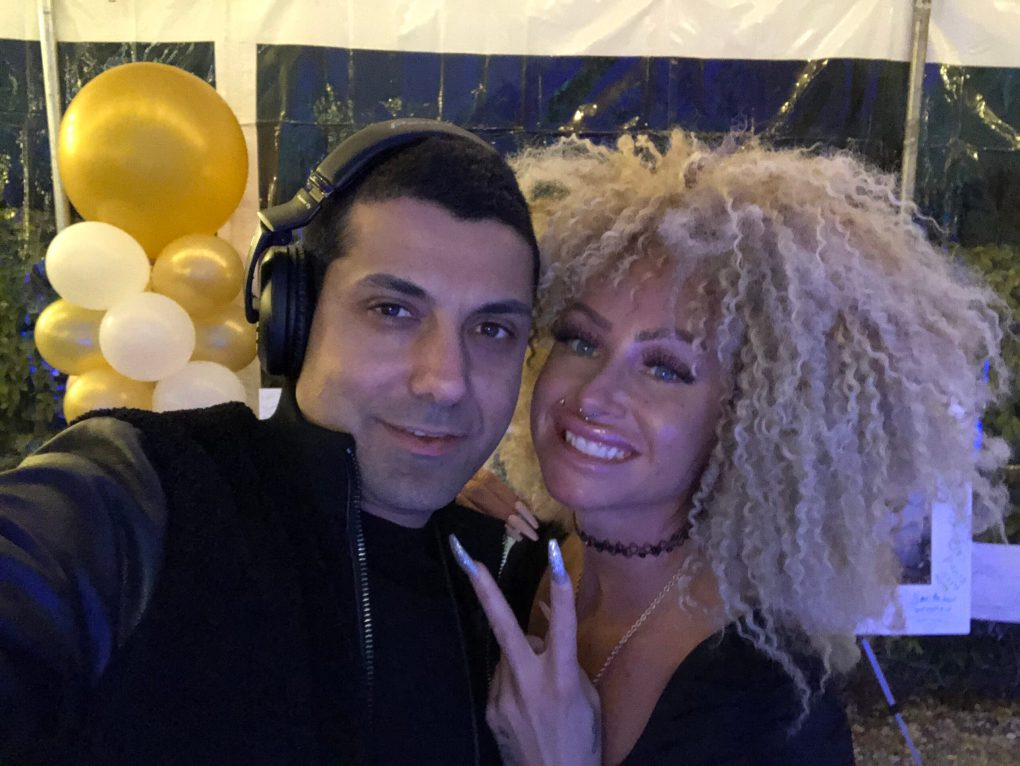 dj and MC service Los Angeles, EmCee Los Angeles, Hype Man, Hype Girl