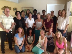 angels talk mediumship class