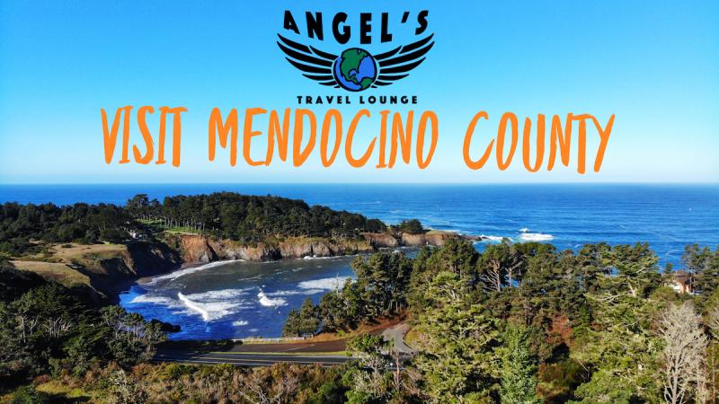 Visit Mendocino California