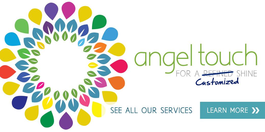 Angel Touch Commercial Cleaning For a Customized Shine.