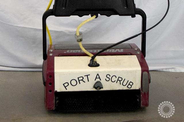 MinuteMan PortaScrub