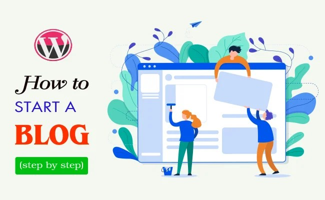 How to Start a Blog In India without any Technical Knowledge