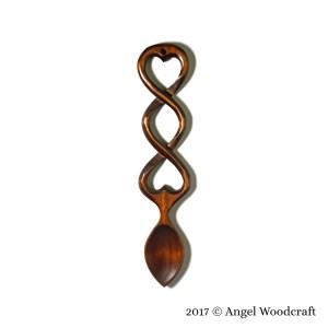 54T Eternal Love Welsh Love Spoon 2 1