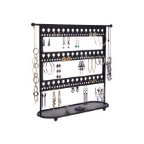 Earring Holder Organizer - Laela Black