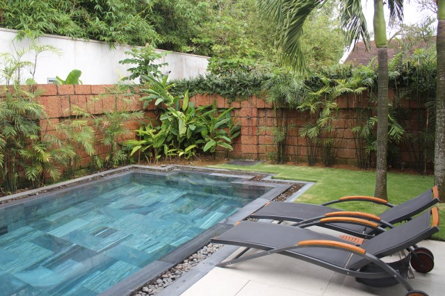 Pool villa at Fusion Maia Danang