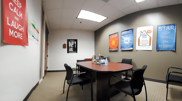 Atlanta Anger Management Classroom and Office