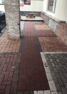 Pavers-Display