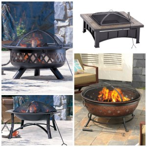 firepits - gift guide