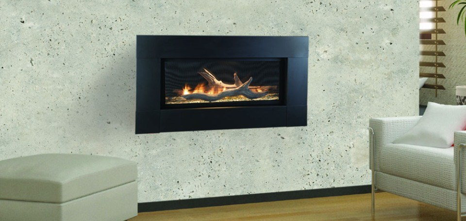 Monessen Artisan Contemporary Vent Free Gas Fireplace