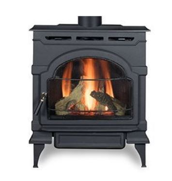 Majestic Oxford DV Gas Stove at Angersteins