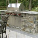 Natural Stone Veneer for outdoor kitchens