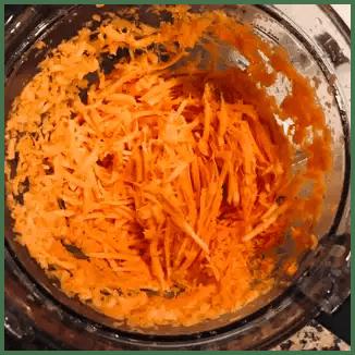 shredded potato for hash brown