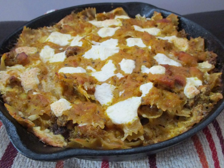 top of baked pasta 2