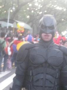 Batman in UP