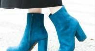 秋冬トレンド「カラーブーツ」が平凡コーデを変える!取り入れやすい色&素材は?