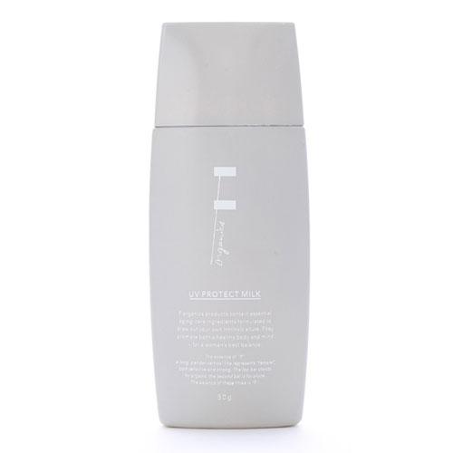 日焼け止め オーガニック 【F organics】UV プロテクトミルク SPF30/PA+++