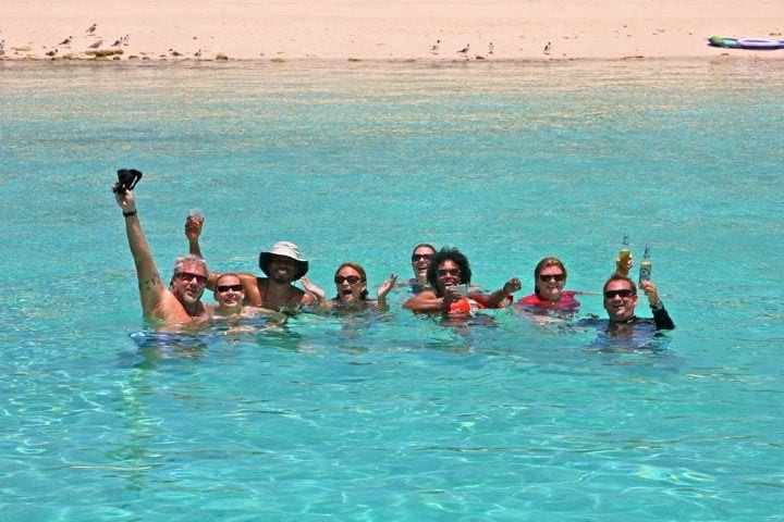 Exuma: one of the best vacation spots in The Bahamas