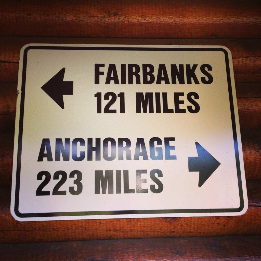 Alaska US Road Trip
