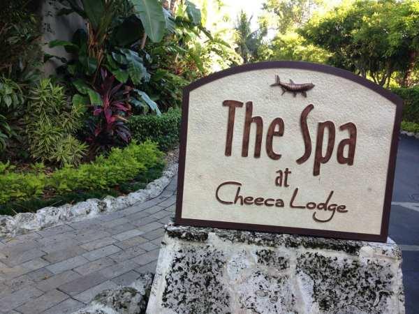 Cheeca Lodge Spa
