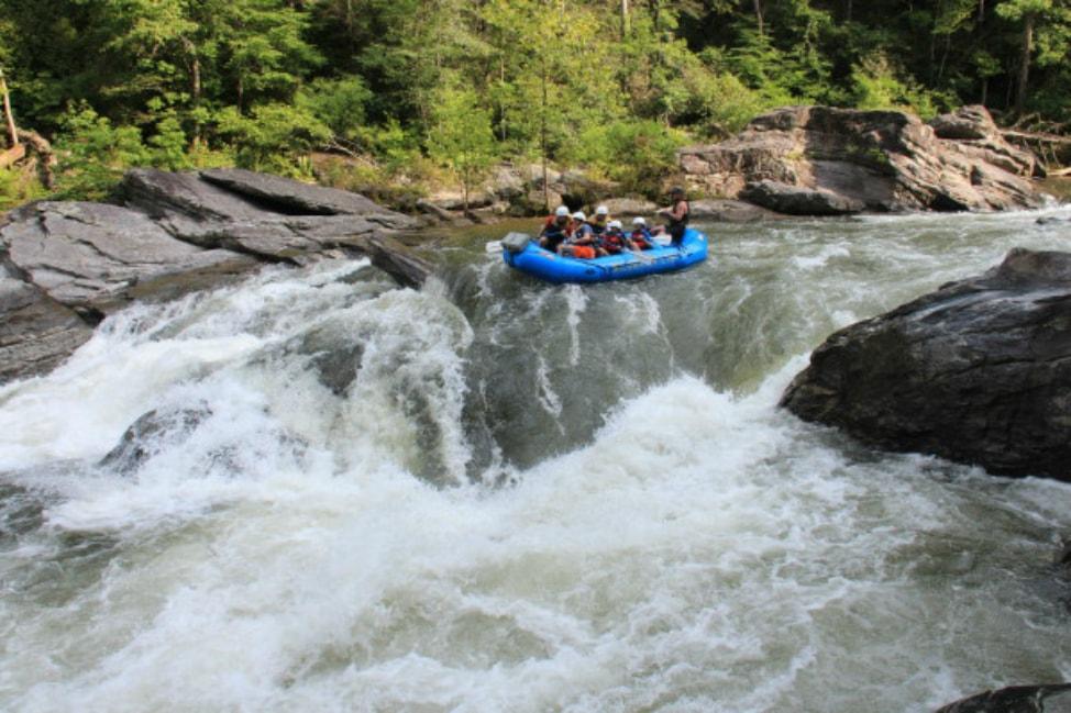 Chatooga Rapids