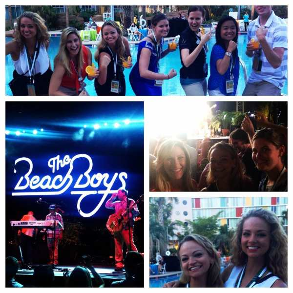 Loved the Beach Boys concert- what a treat!