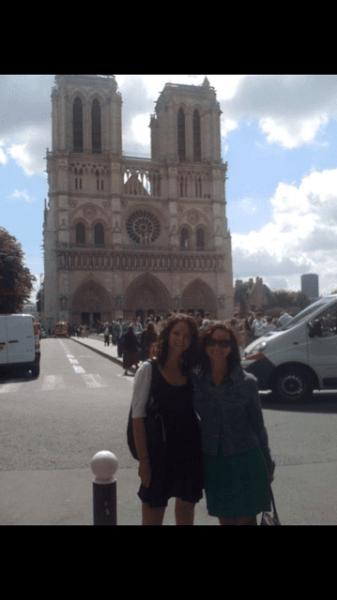 The Jet Sisters in Paris, 2009