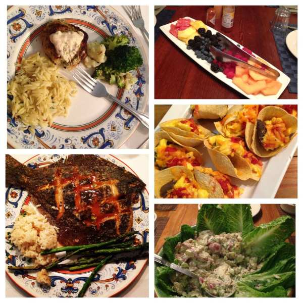 Cuisine at Little St. Simons is varied, plentiful and delicious.