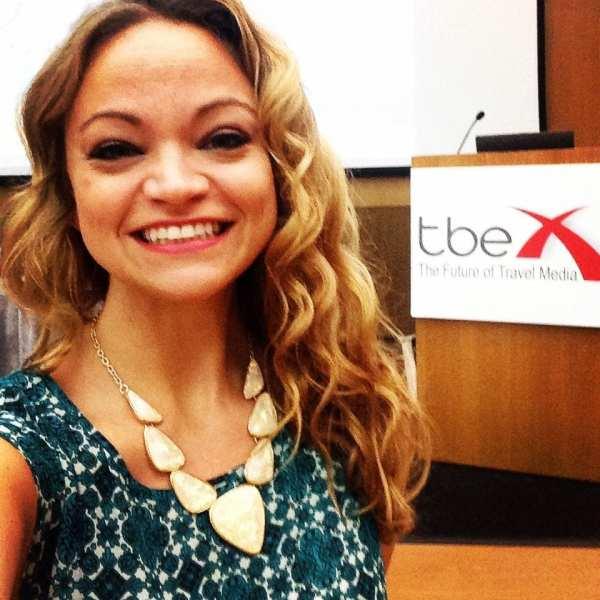 Prepping to speak at TBEX Athens