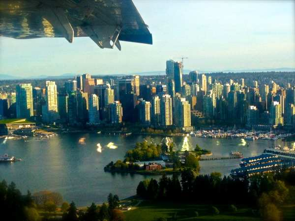 Well hello there, Vancouver!