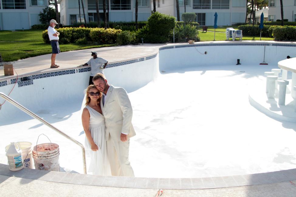 Bahama Beach Club Destination Wedding Treasure Cay Abaco