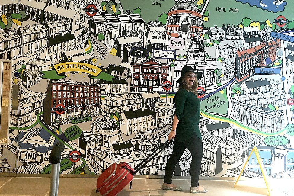 London Angie Orth Recap 2016
