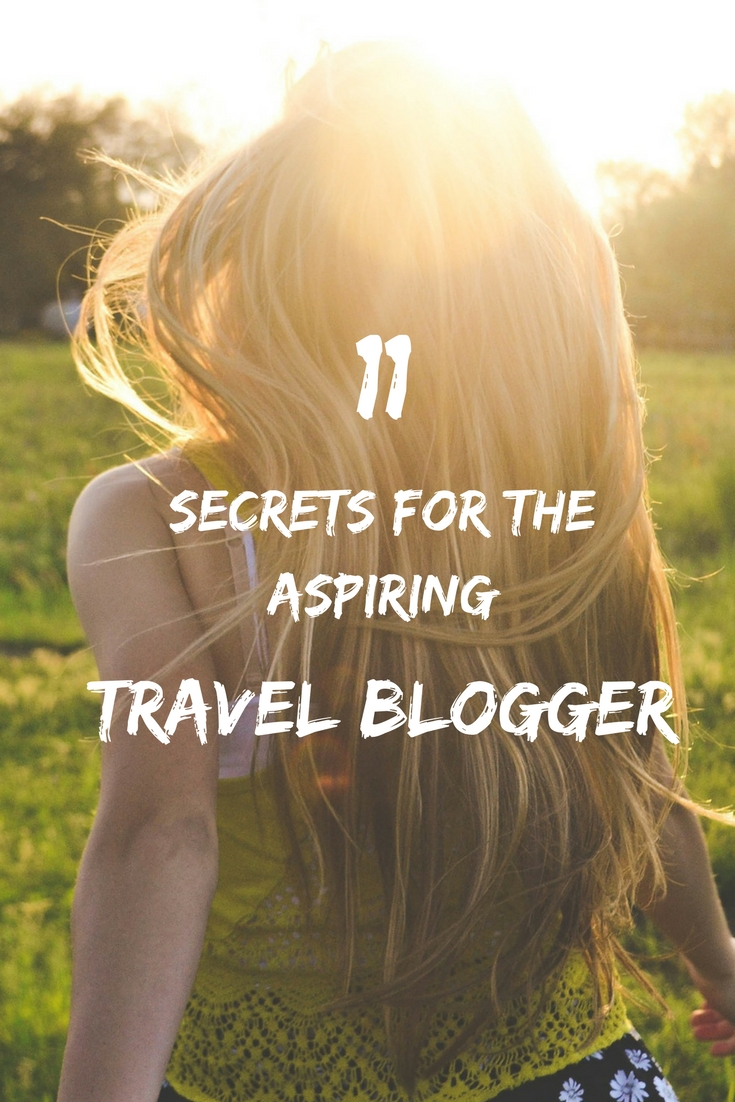 Life as a Professional Blogger. Is it all for money? What if I'm a beginner? Here are 11 things you might not know about the life of a travel blogger. #Blogger #Follow #Travel