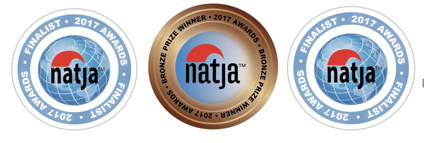 NATJA Awards - Angie Away
