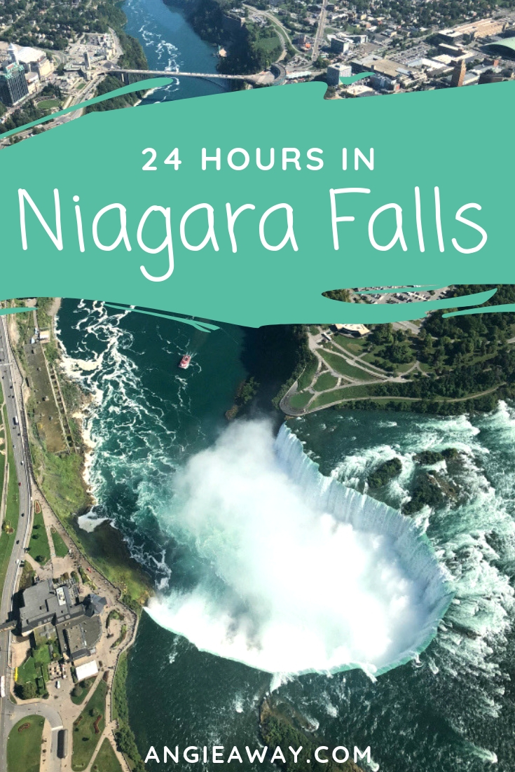 How to have an epic adventure in Niagara Falls! Whether you're in New York or Canada, you'll find lots of things to do on this trip. And don't be afraid to trip the zip line! #Niagara #Zipline #Travel #NewYork