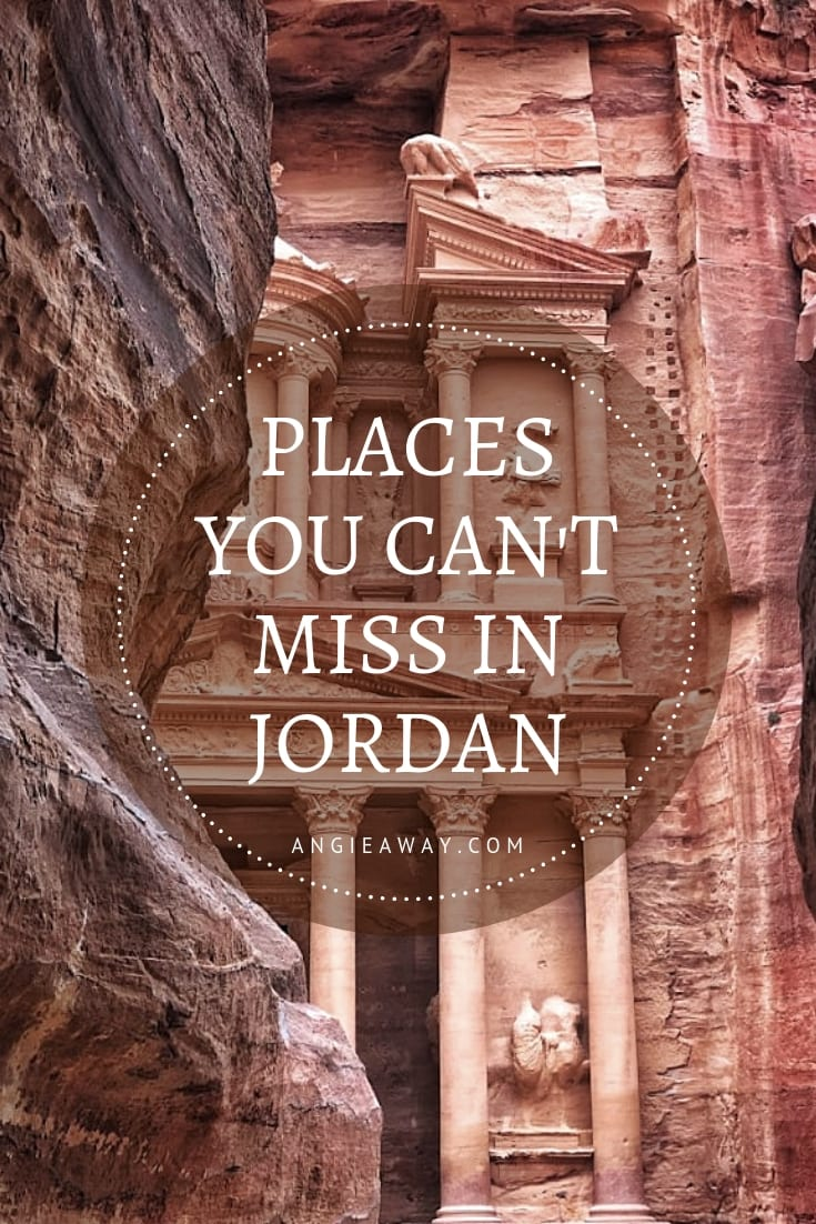 Ready to visit Jordan? Don't miss these 13 amazing things to do! From Petra to Wadi Rum, Camel riding to a jeep tour, even outfit ideas - like Indiana Jones - we've got all the tips for visiting the Middle East.