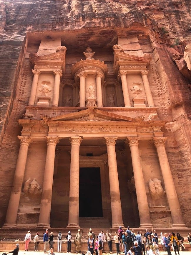Things to do in Jordan: Explore Petra