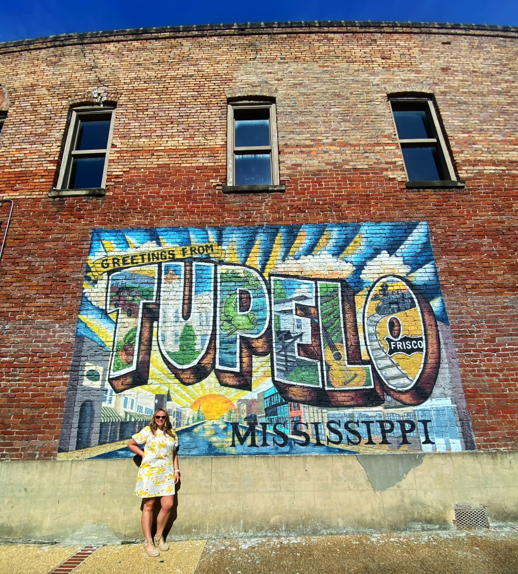 Guide to Tupelo Ms - Mural