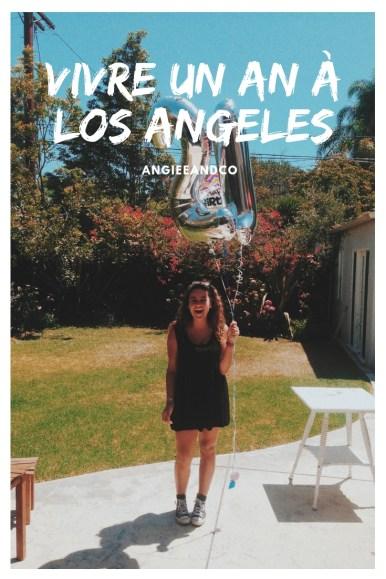 Epingle Pinterest pour mon article sur vivre à Los Angeles pendant un an