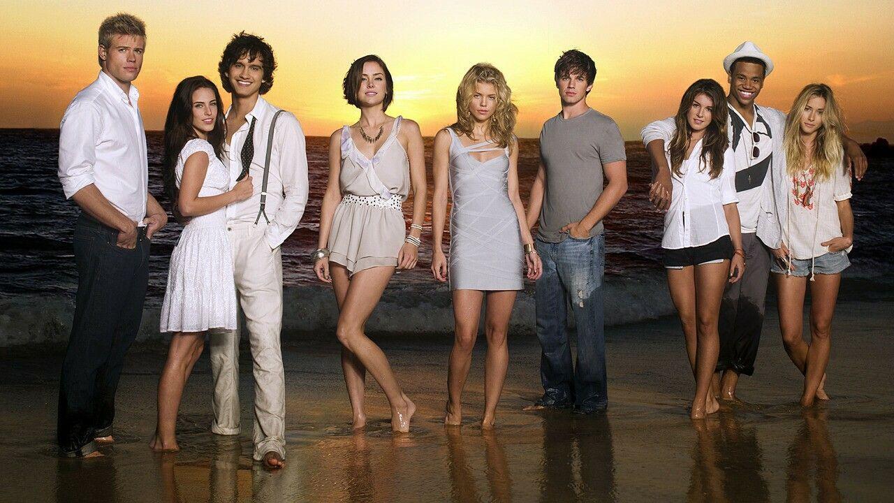 90210 Beverly Hills, la deuxième génération