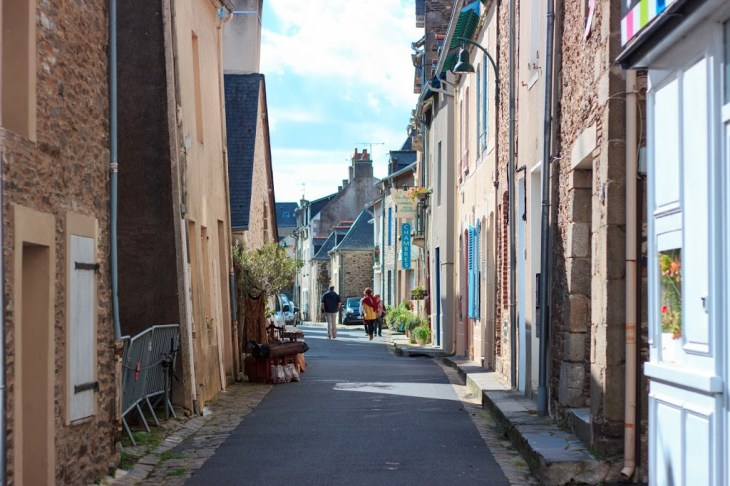 Un week end à Cancale en Bretagne