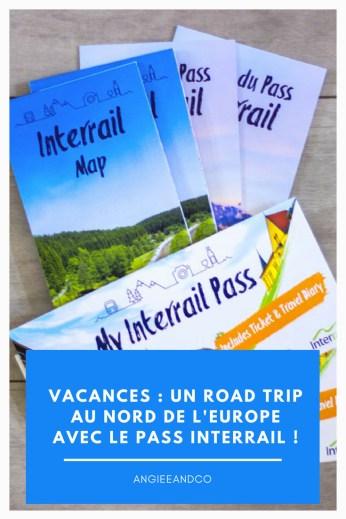 Epingle Pinterest pour mon article sur mes vacances avec le Pass Interrail
