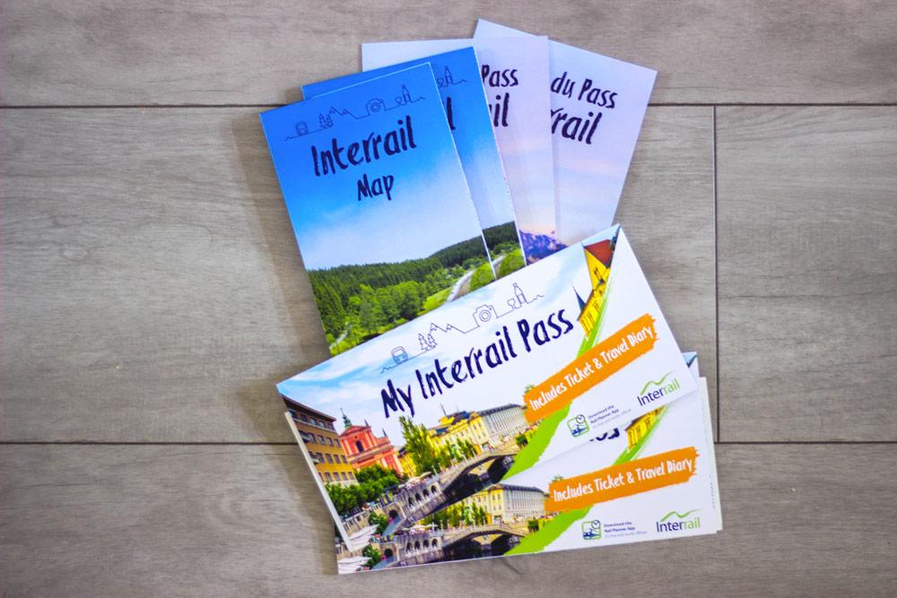 Le Pass Interrail pour les vacances