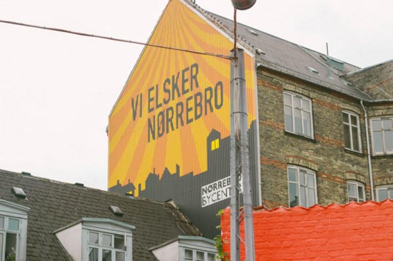 Street art à Nørrebro