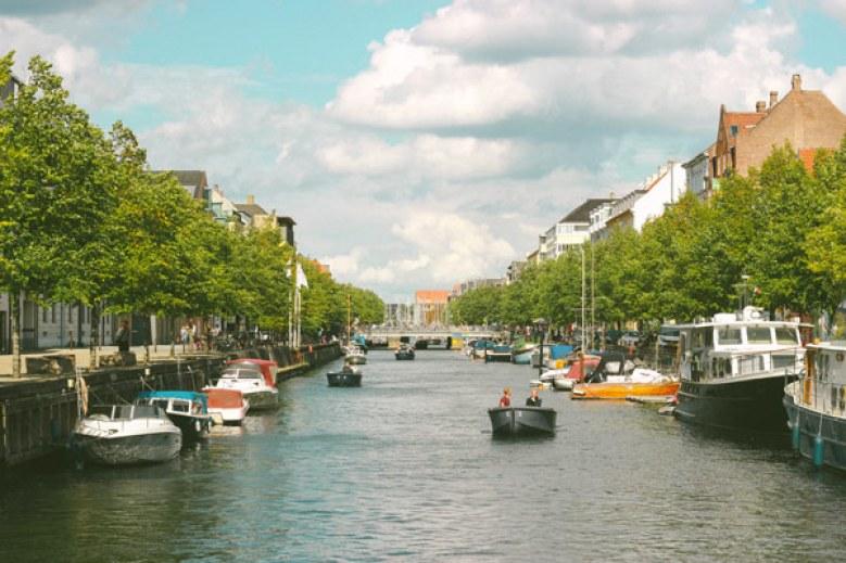 Little Amsterdam à Copenhague