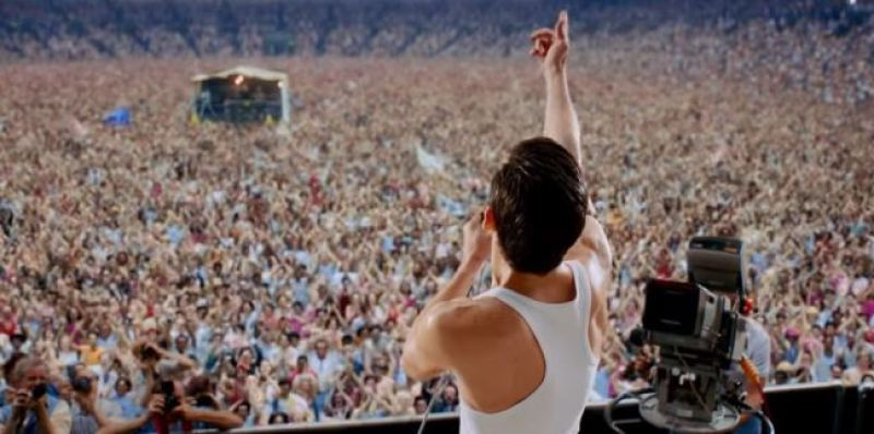 Live Aid dans Bohemian Rhapsody