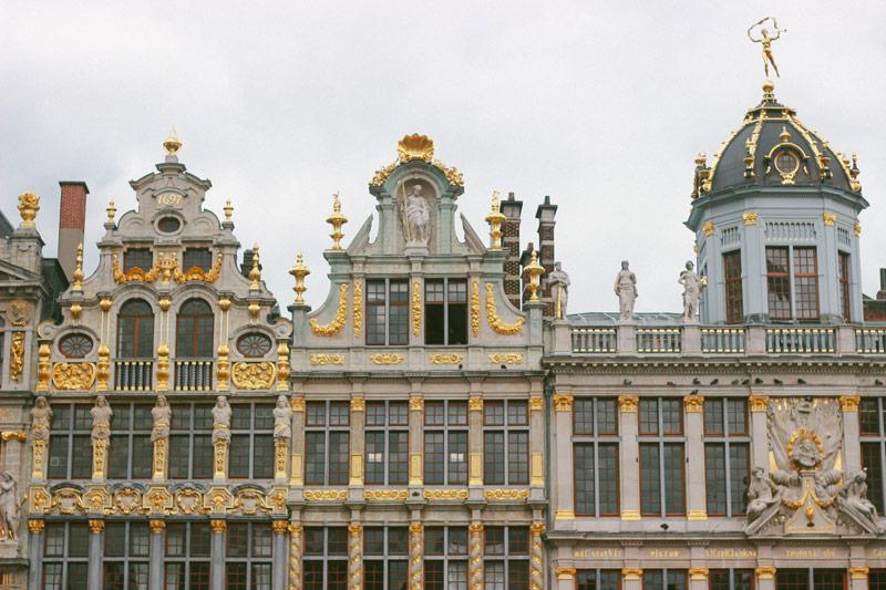 La Grande Place de Bruxelles